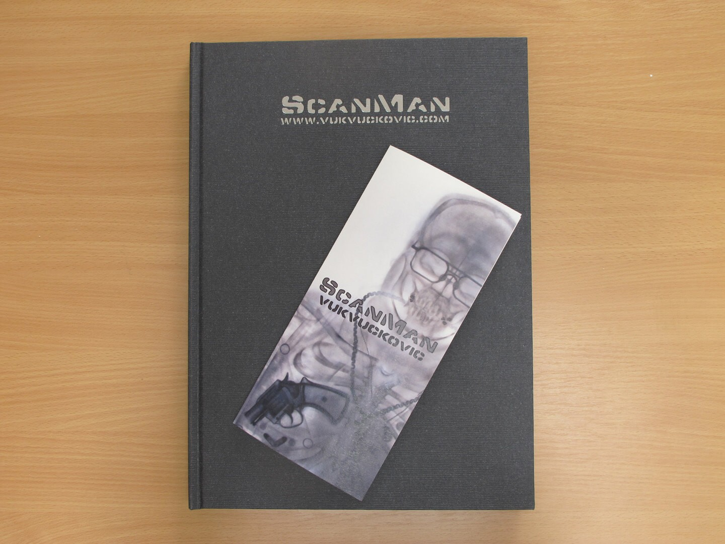 ScanMan Book