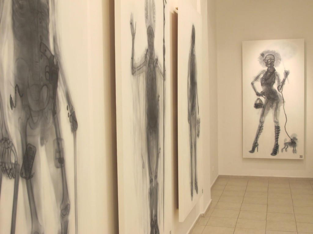 ScanMan in gallery